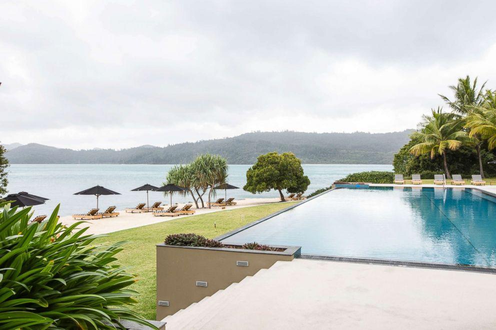 PHOTO: Qualia Resort located on Hamilton Island, Australia.