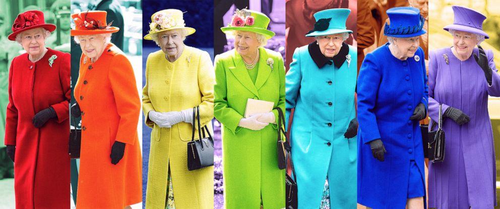 PHOTO: Queen Elizabeth IIs Style