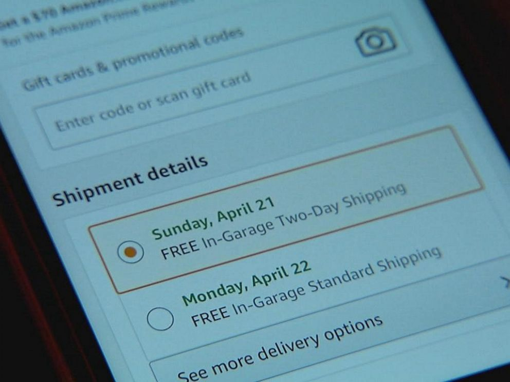 Amazon adds in-garage delivery to in-home, in-car options