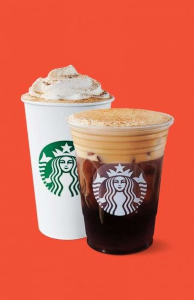 Pumpkin Spice Lattes Are Back At Starbucks Plus Other Fall