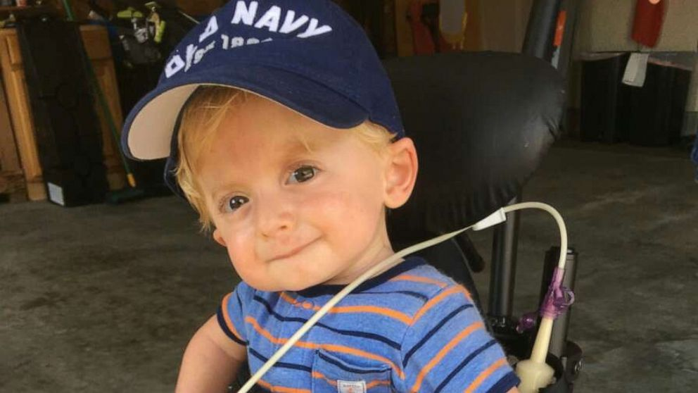 PHOTO: Three-year-old Sammy Silver is pictured here.
