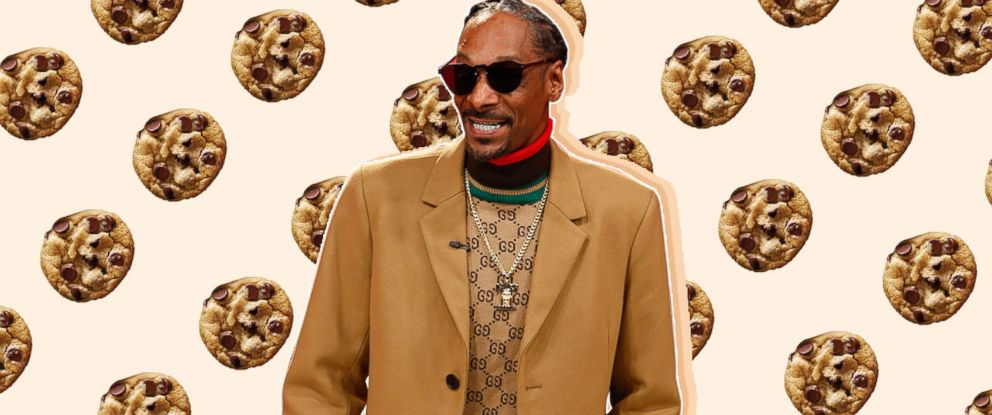 9bbb8e889f1 25 Days of Cookies  Snoop Dogg s peanut butter chocolate chip cookie ...