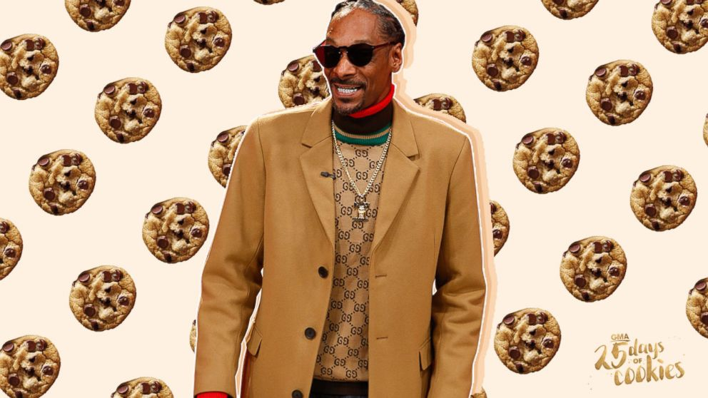 25 Days of Cookies: Snoop Dogg's peanut butter chocolate chip cookie recipe