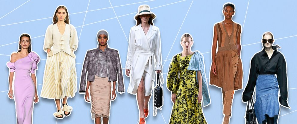PHOTO: Coolest Spring Fashion Trends