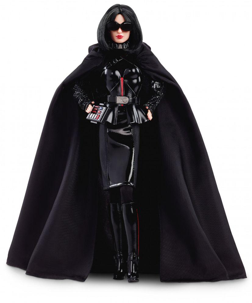 PHOTO: Star Wars™ Darth Vader x Barbie® Doll