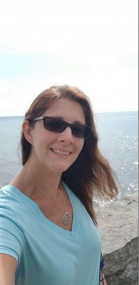 PHOTO: Stephanie Livesey of Cumberland, Rhode Island is a 1st grade ESL teacher.