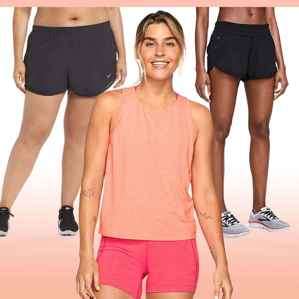 0ab62fb1ae 8 workout tanks and shorts to sweat it out in this summer | GMA