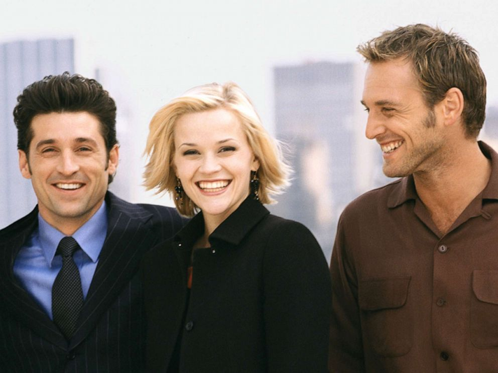 PHOTO: Patrick Dempsey, Reese Witherspoon and Josh Lucas appear in a scene from Sweet Home Alabama.