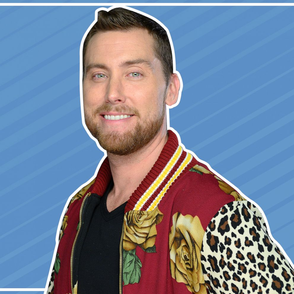 Take it from Lance Bass: Don't worry what others think of