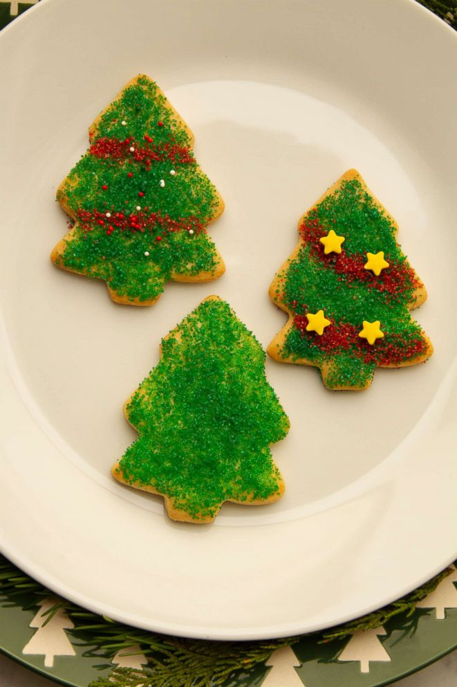 PHOTO: Taste of Homes Eggnog cookies are photographed here.