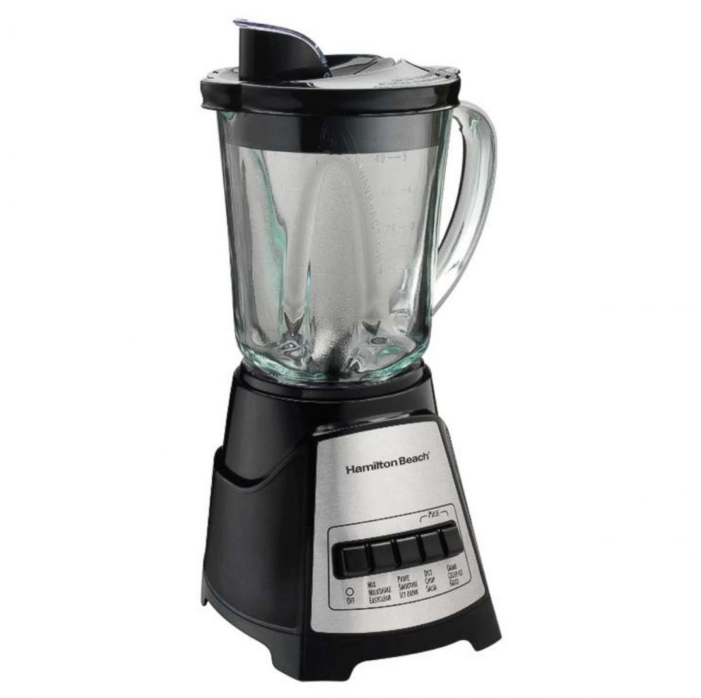 PHOTO: Hamilton Beach Power Elite multi-function 40oz. blender from Target.