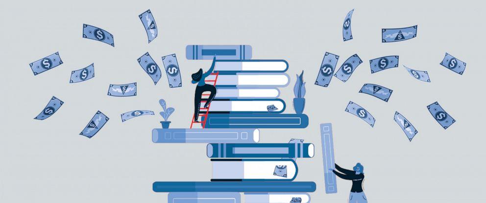 PHOTO: Teacher spending on classroom supplies