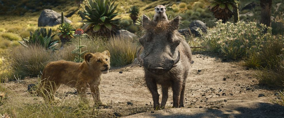 """PHOTO: A scene from """"Lion King."""""""