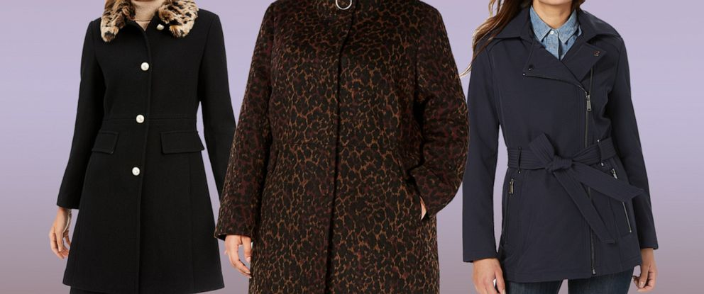 PHOTO: Finding the Right Coat and Jacket for Your Body