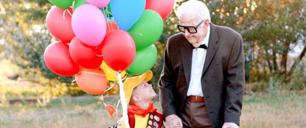 PHOTO: Rachel Perman shot an Up-themed photoshoot for her sons Elijahs 5th birthday.