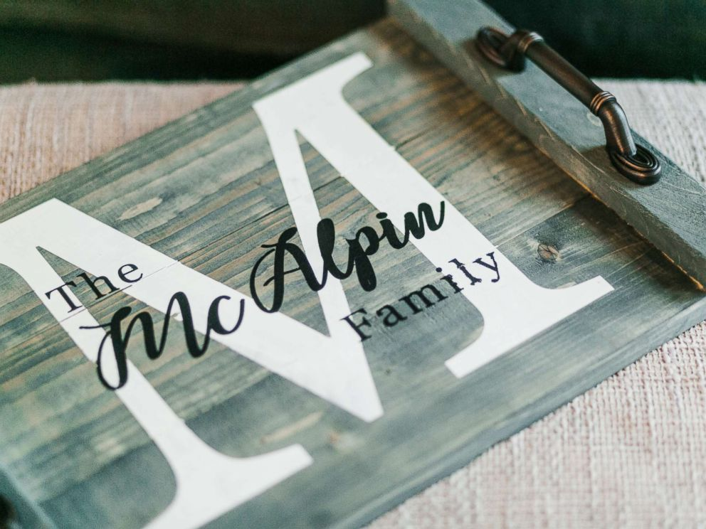 PHOTO: Kevin and Ashley McAlpin started their own company, McAlpin Creative.