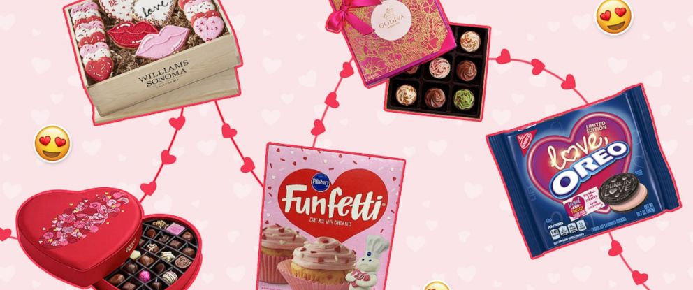 PHOTO: Valentines Products