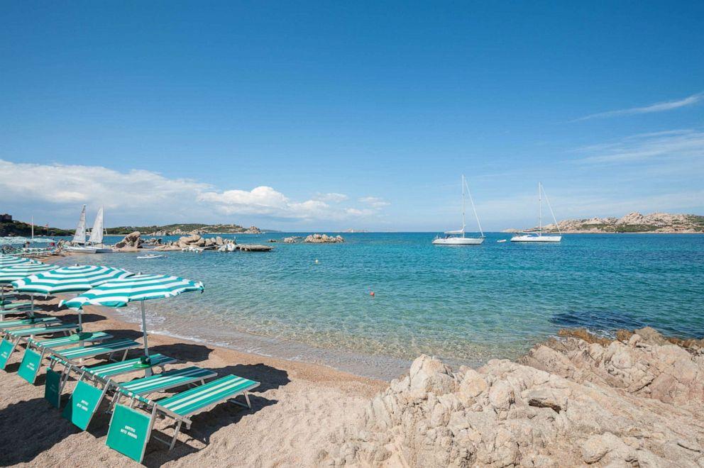 PHOTO: Villaggio Touring Club Italiano, La Maddalena.