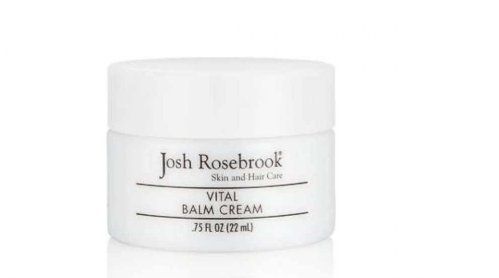 Josh Rosebrook Vital Balm Cream available at The Detox Market is pictured here.