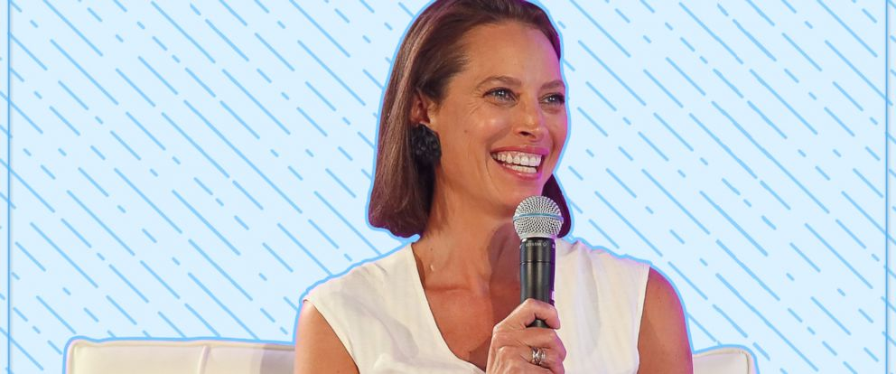 PHOTO: Christy Turlington shares the worst advice she ever received.