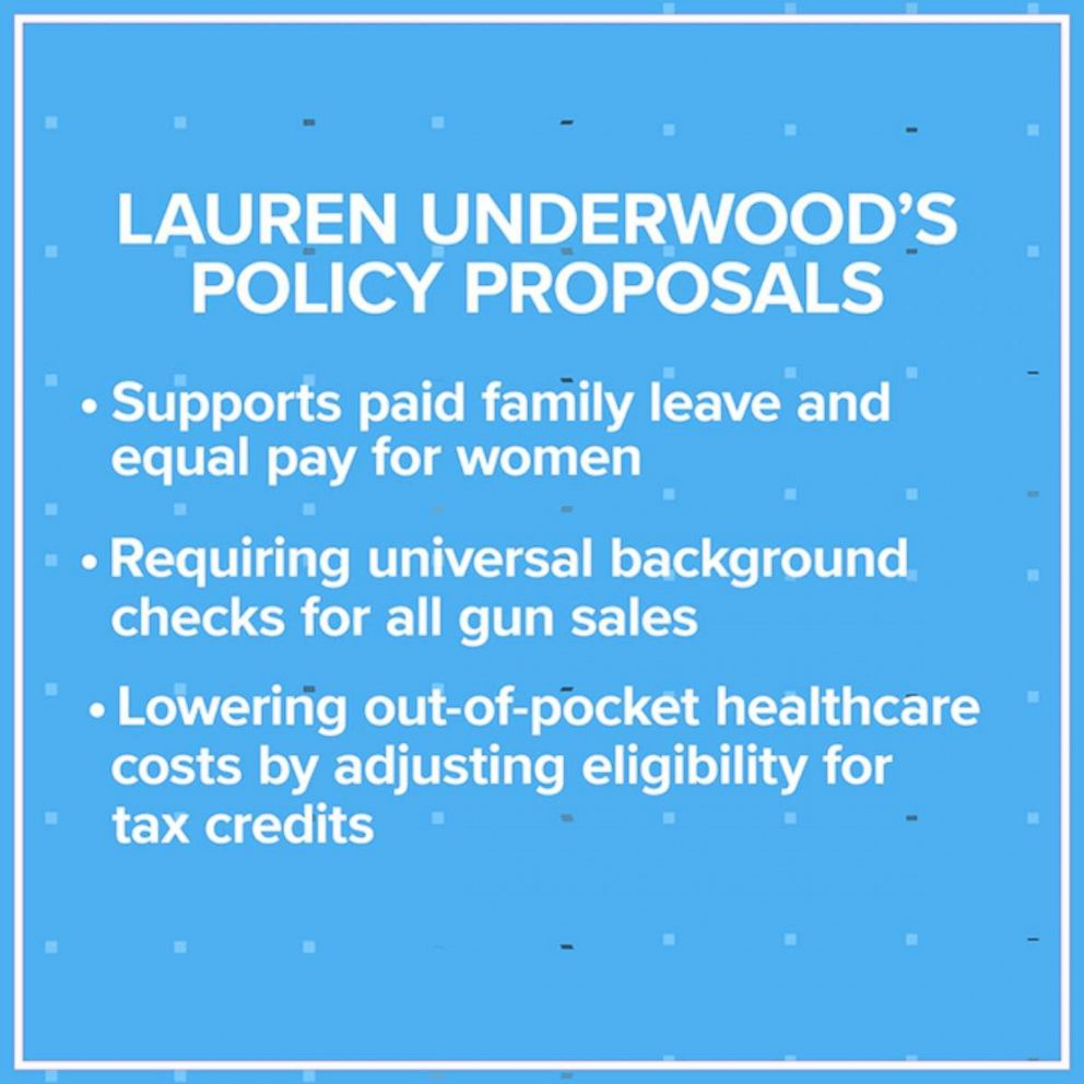 Lauren Underwood PolicyProposals