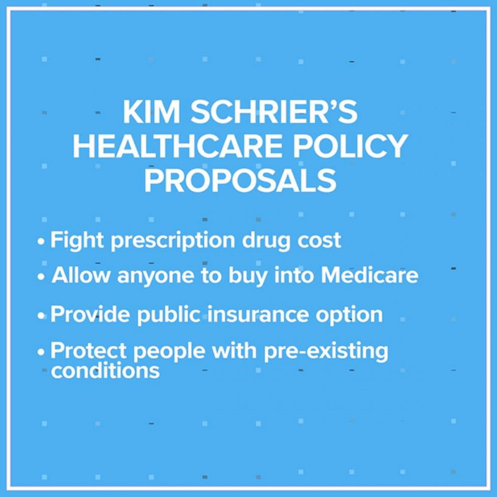 Kim Schriers Policy Proposals