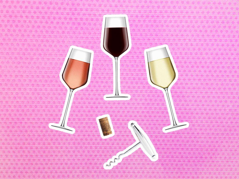 PHOTO: Wine Glass Illustration