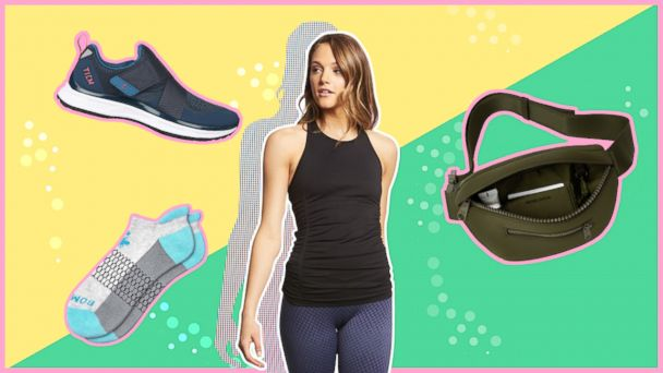 9f47aa876516f9 These 9 gym outfits will make you want to work out   GMA