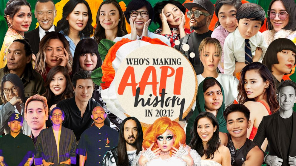 Who is Making Asian American Pacific Islander History in 2021 - ABC News - RapidAPI
