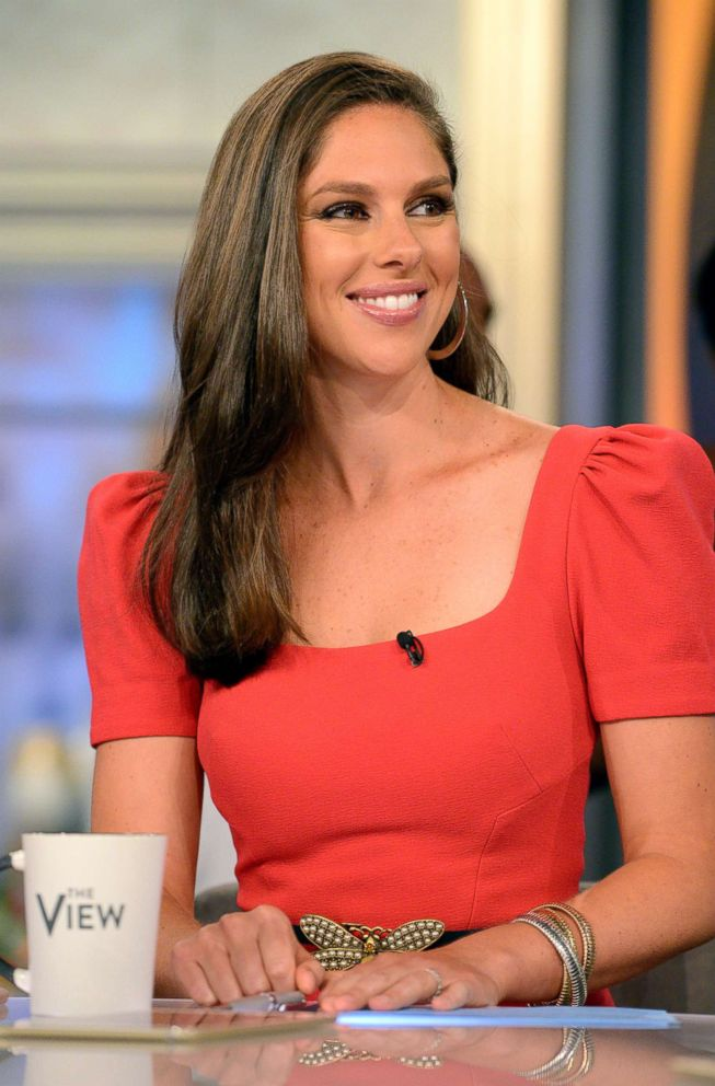 PHOTO: Co-host Abby Huntsman on The View.