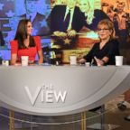 """""""The View"""" premieres with new co-host Abby Huntsman."""