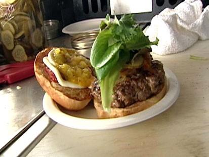 Best Bites burger