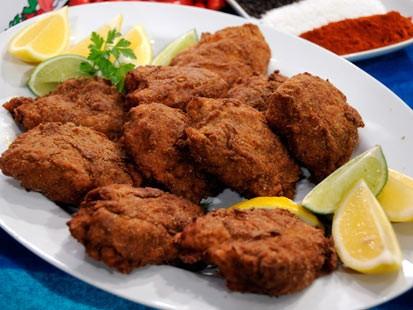 Roccos Flash-Fried Finger-Lickin Chicken