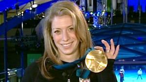 GMA Speaks to Gold Medalist Hannah Kearney