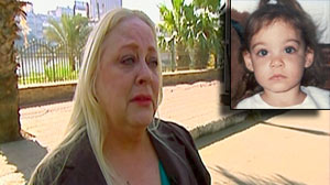 Mother Reunites With Daughter in Egypt