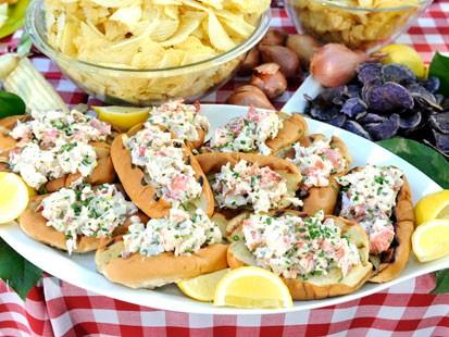 Lobster rolls