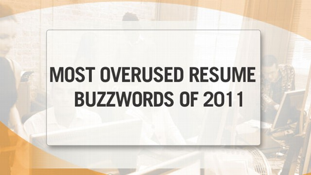 Words You Don T Want On Your Resume Video Abc News