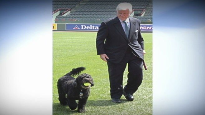 VIDEO: Splash, the late Sen. Ted Kennedys dog, was featured in a childrens book.