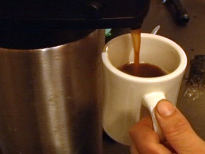 VIDEO: Coffee contains antioxidants that help fight off illnesses.