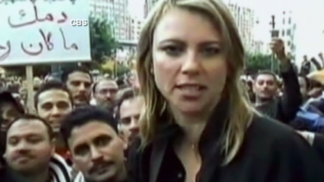 VIDEO: Why some in the media are pointing fingers at the assaulted journalist herself.