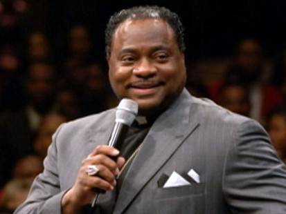 VIDEO: Bishop Eddie Long and accusations of sexual impropriety.