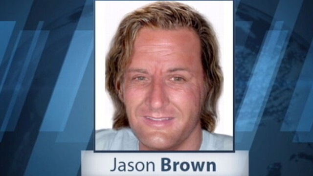 FBI: Most Wanted Fugitive Jason Derek Brown Could Be Hiding