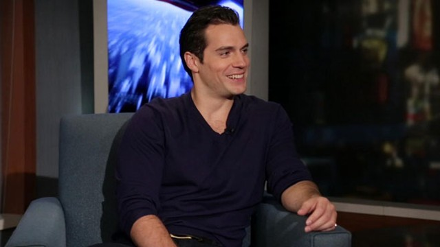 VIDEO: Superman Henry Cavill talks about his transformation from chubby schoolboy to the iconic superhero.