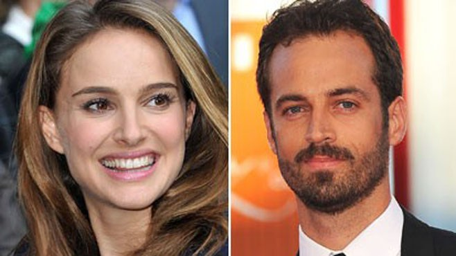 VIDEO: A double announcement from Natalie Portman whose engaged to Benjamin Millepied.