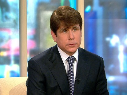 "Blagojevich scheduled to appear on ""GMA,"" ABCs ""The View,"" the ""Today"" show, and ""Larry King Live."""