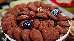 PHOTO Chai-Kissed Chocodoodles <p itemprop=