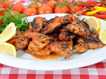 GMA chicken wings