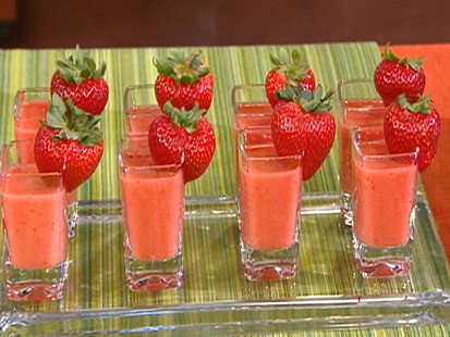 Reed Alexanders strawberry mango chillers.