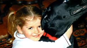 PHOTO Craig Benson?s daughter was born with Batten Disease, a rare degenerative brain disorder that is fatal.