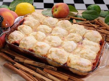 Pat and gina neelys momma daisys peach and blackberry cobbler farktechnoratigooglelivemy spacenewsvineredditdeliciousmixx yahoo gma recipes forumfinder Image collections